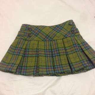 Guess Winter Tennis Skirt