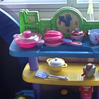 Cooking Set For Kids