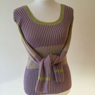 Hand Knitted Wool Jumper
