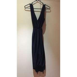 Piper Lane Navy Dress