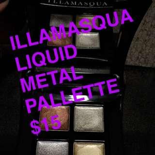 ILLAMASQUA Liquid Eye Palette