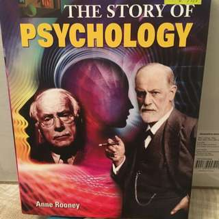 The Story Of Psychology- Anne Rooney