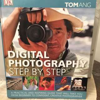 Digital Photography Step By step -tomang