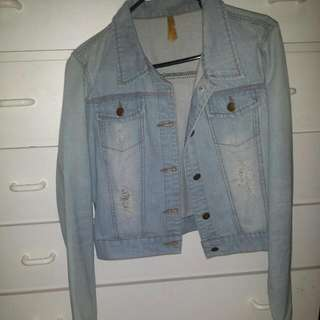 Sugababe Denim Jacket