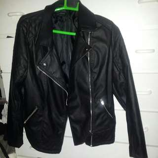 Crossroads Leather Jacket