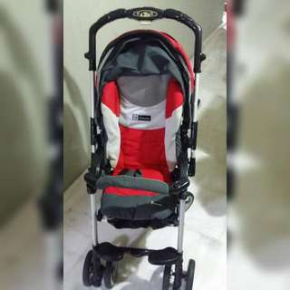 Pre-Loved 1 Year Old Capella Baby Stroller