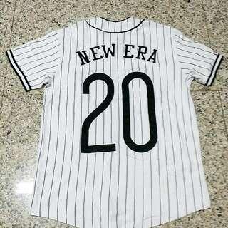 NEW ERA 棒球衣 棒球衫 嘻哈 HIP HOP