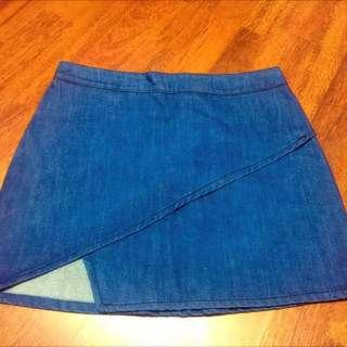 Demi Jean Skirt