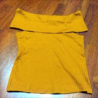 Shoulder Drop T-shirt