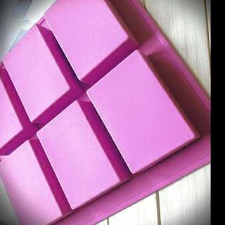 Rectangle Silicone Mould