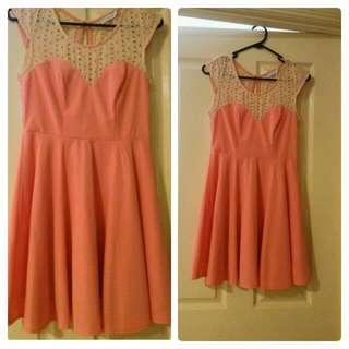 SIZE 6/8 DRESS