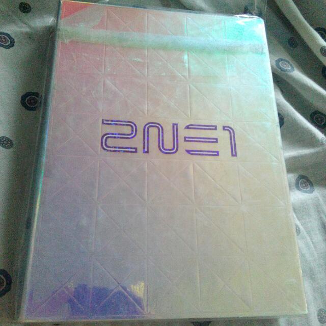 2NE1 To Anyone album