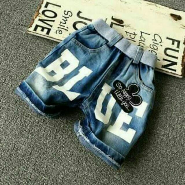 全新9號牛仔短褲