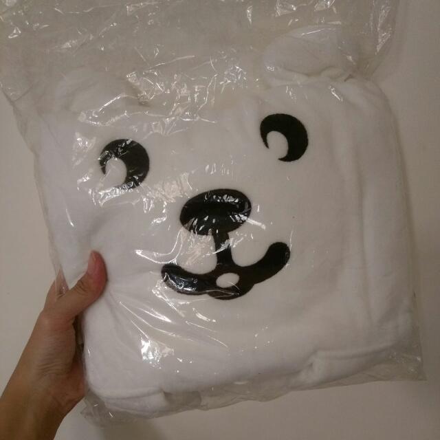 全新🐧 北極熊 毯子 毛毯