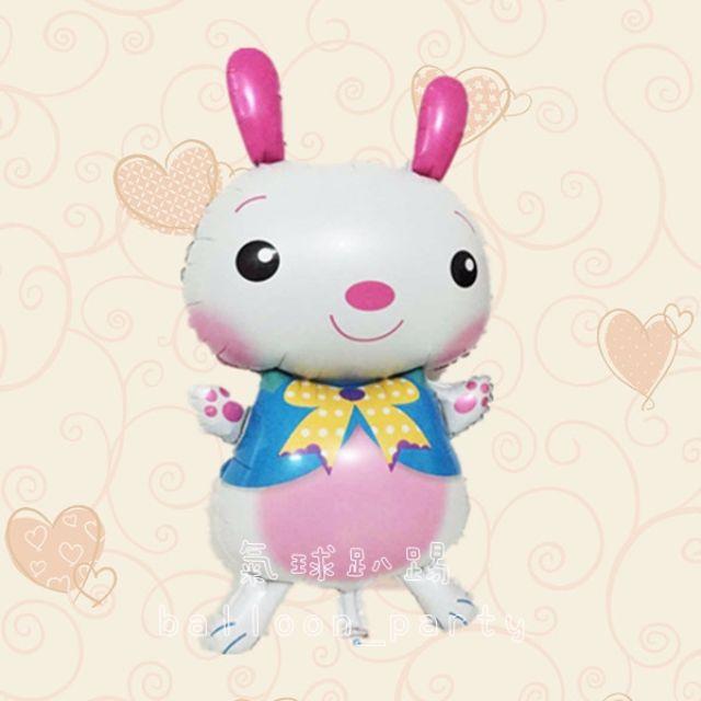 大號兔子 動物多款鋁箔氣球 / 錫箔汽球 婚禮生日派對 祝賀禮物 會場 佈置 兒童玩具