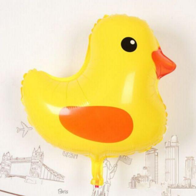 小鴨 鋁箔氣球 / 錫箔汽球 婚禮生日派對 祝賀禮物 會場 佈置 兒童玩具