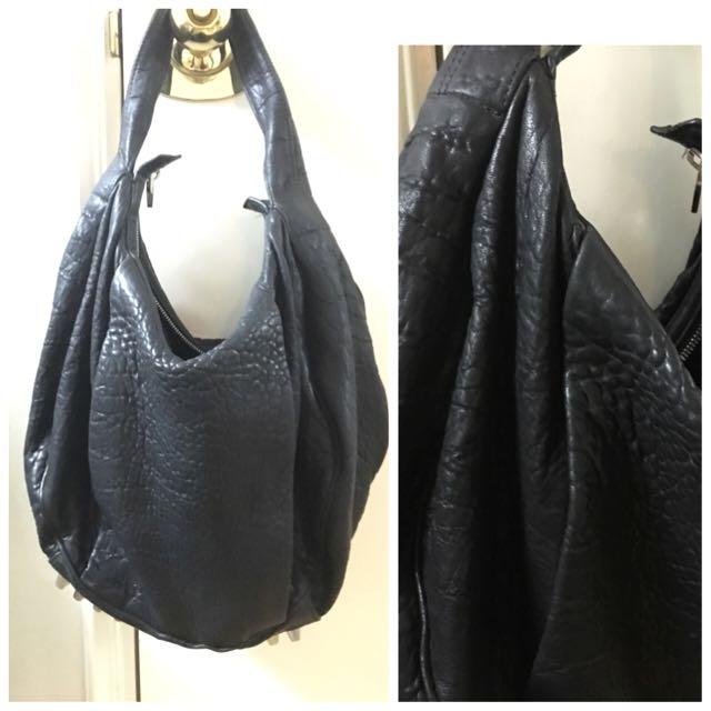 Alexander Wang genuine leather bag