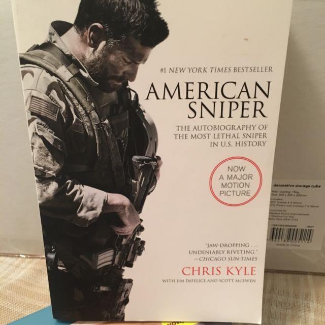 America Sniper - Chris Kyle
