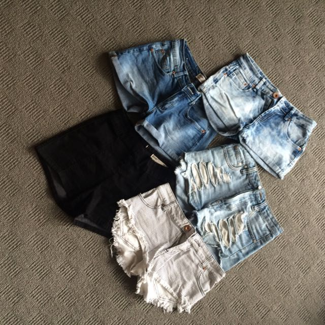 Assorted Shorts!!