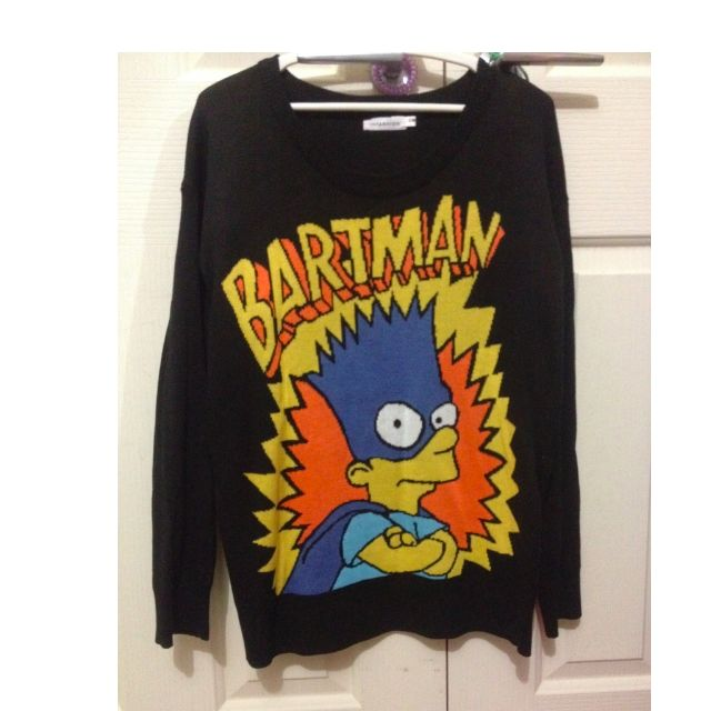 BARTMAN Ladies Jumper