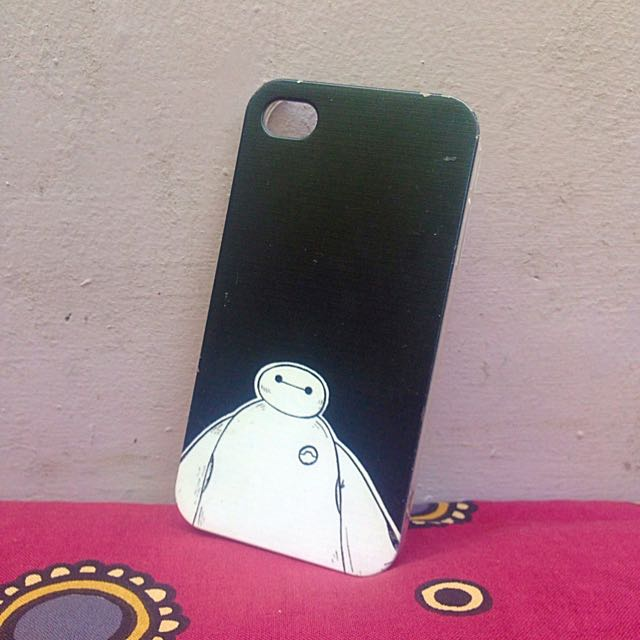 Baymax Case For Iphone 4/4s