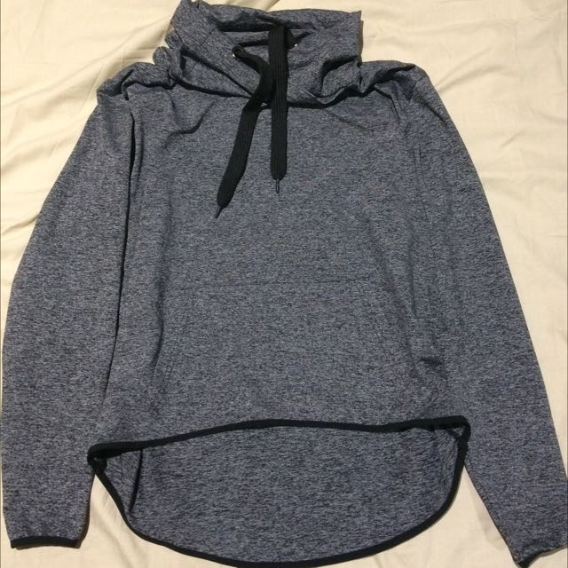 Bounce Grey Sports Jumper