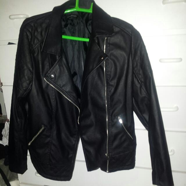Crossroads Leather Jacket