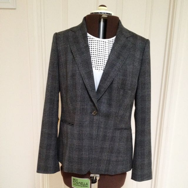 David Lawrence Jacket Size 14