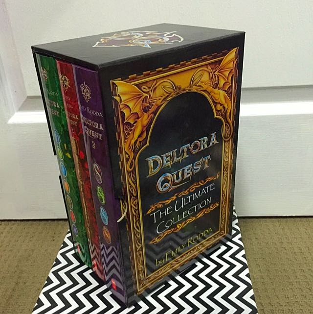 Deltora Quest: The Ultimate Collection