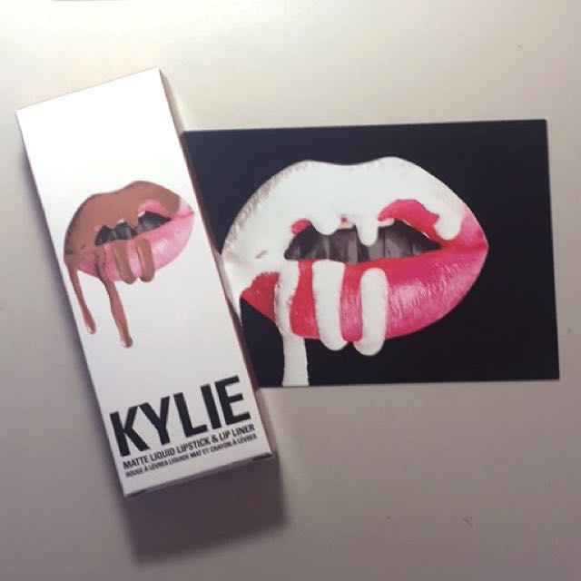 Exposed - Kylie Jenner Lipkit