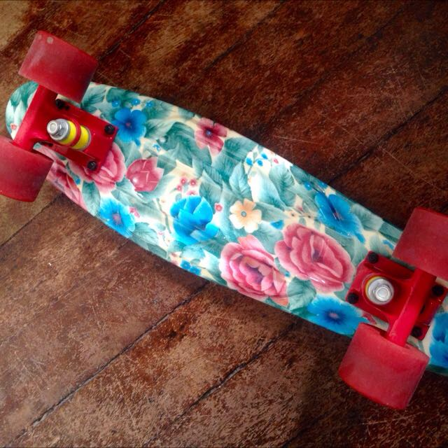 Floral Cruiser Board