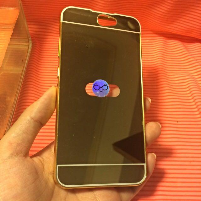 HTC A9 金屬質感手機殼