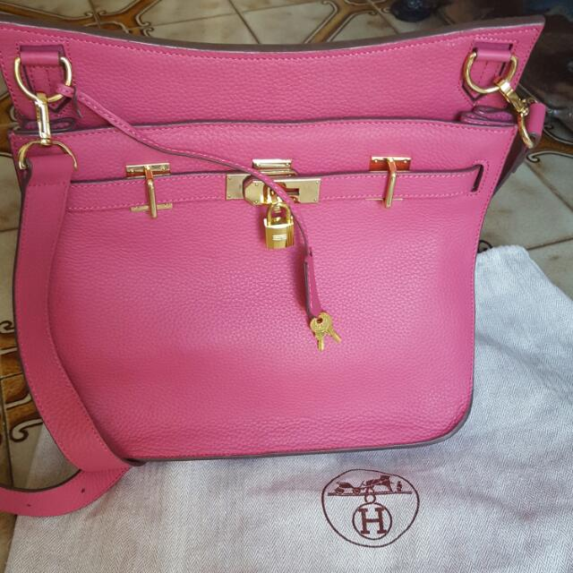Imitation Hermes Large Size Bag
