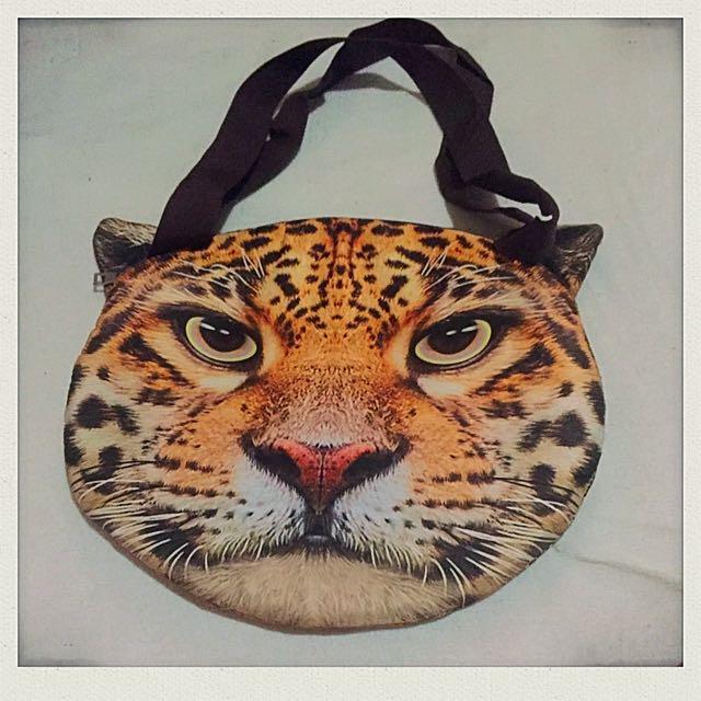 Jaguar Shoulder Bag