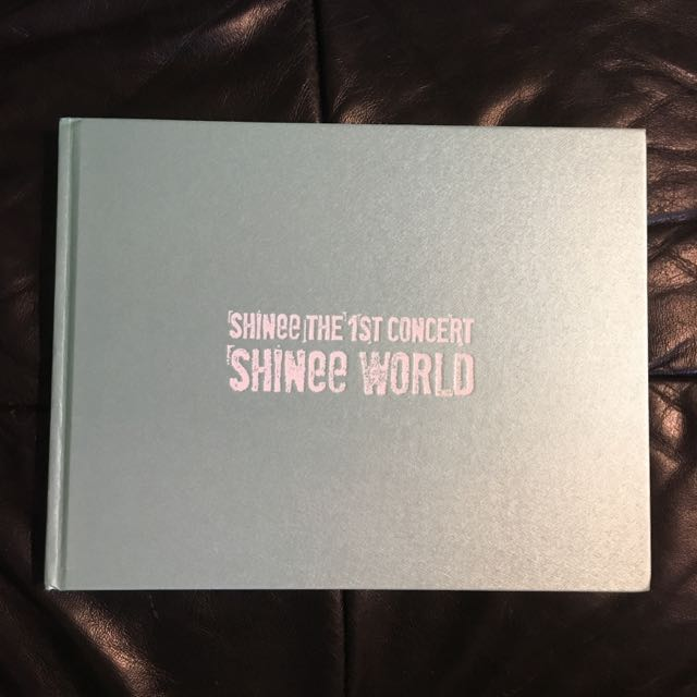 [Limited] SHINee The 1st Concert - SHINee World Official Photobook