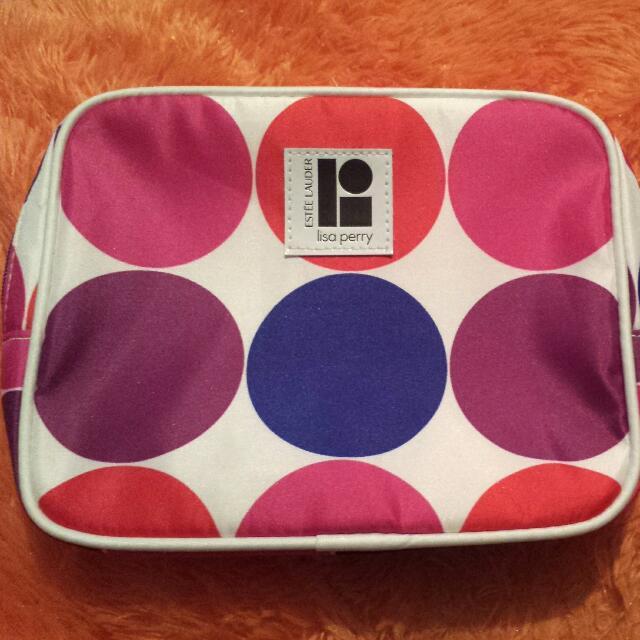 Lisa Perry Make Up Bag