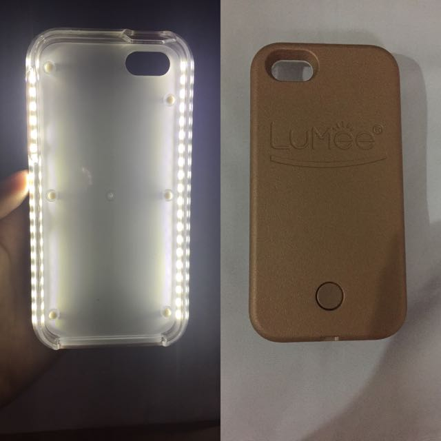 online store 9d27b 57ae9 lumee case (gold) for iphone 5/5s