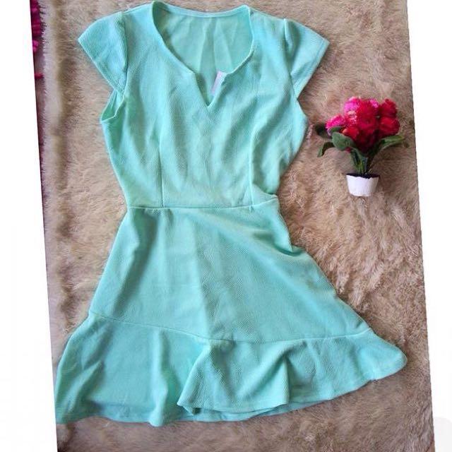 Mermaid Pastel Dress