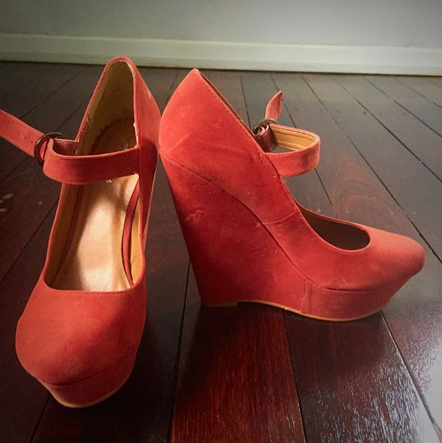 Miss Shop Wedges