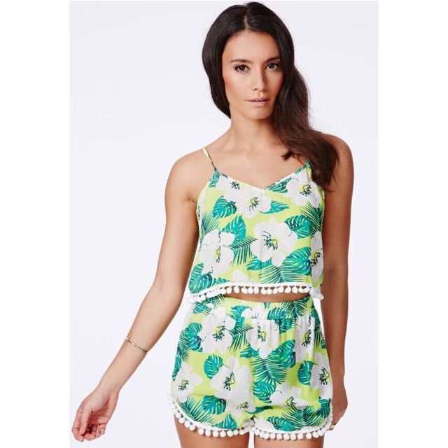 Missguided Tropical Set