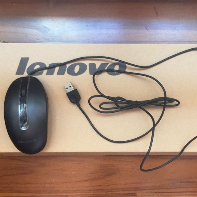 New Lenovo Keyboard and Free Mouse