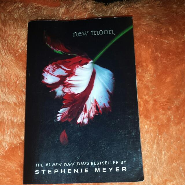 New Moon And Breaking Dawn