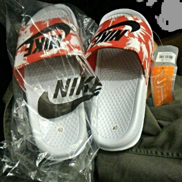 Nike 拖鞋 全新 24.5/25