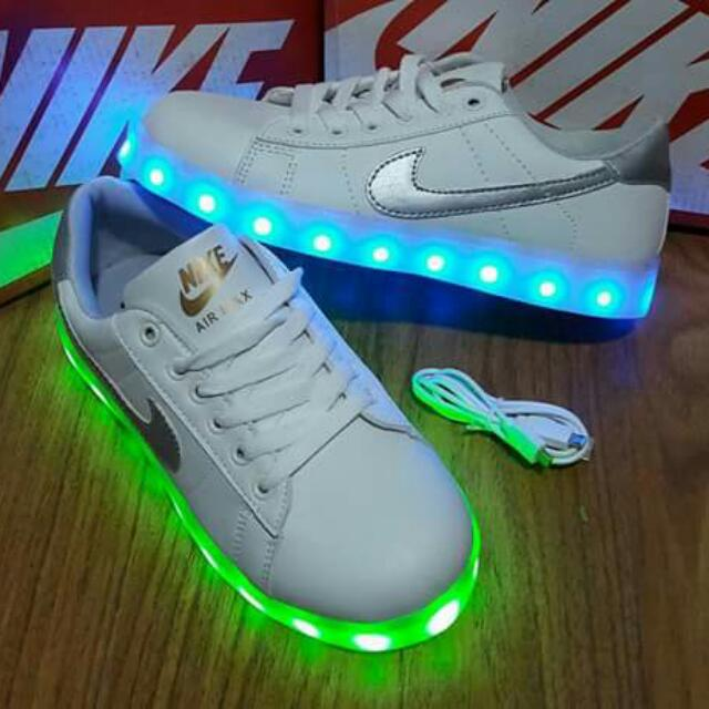 Nike Shoes With LED Lights, Community