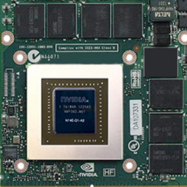 Nvidia Quadro K3000m Mxm 2 GB Gddr⅝ AutoCAD Drawing Design