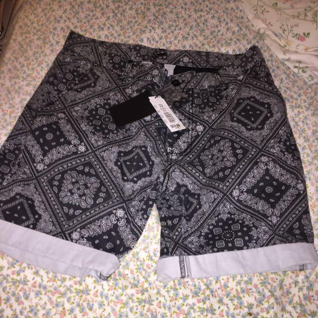 Roger David Stussy Shorts