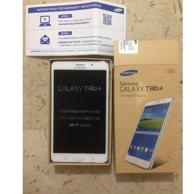 Samsung Galaxy Tab 4 (7 inch)
