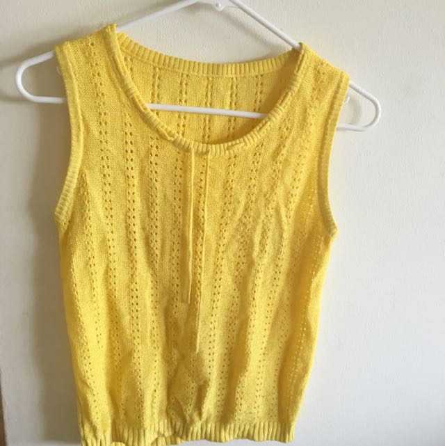 Stitched Tank Top