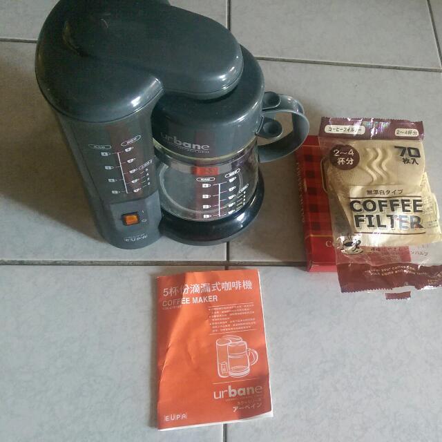 Urbane 滴露式咖啡機