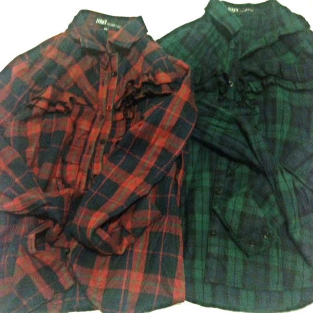 Winter Shirts